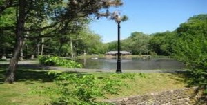 Grover Cleveland Park in Caldwell