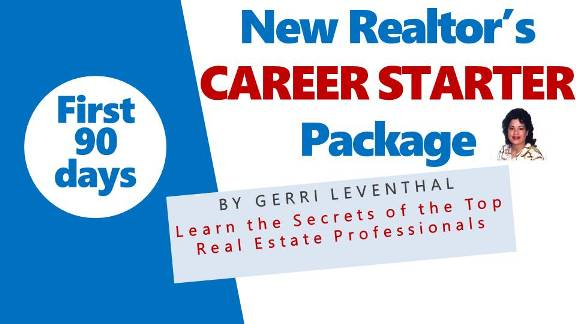 Real Estate Career Starter Package